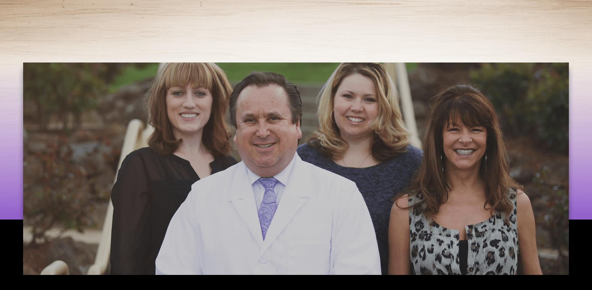 Walnut Creek Laser Dentistry Staff